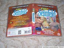 ECW Wrestling DVD It Ain´t Seinfeld englisch Delta WWE WWF WCW TNA ROH CZW USWA