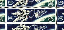 1967-SPACE TWINS - GEMINI 4 -#1331-32 Full Mint -MNH- Sheet of 50 Postage Stamps