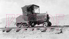 Uintah Railways (URY) Rail Car at Carbonara, CO in 1936 - 8x10 Photo