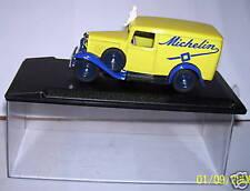j ELIGOR CITROEN CAMIONNETTE 500 KG 1934 MICHELIN BOX 1/43