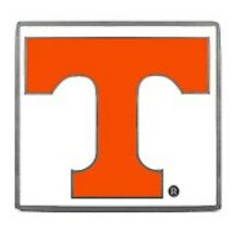 TENNESSEE VOLUNTEERS - NCAA PEWTER/ENAMEL CLASS III HITCH COVER PLUG
