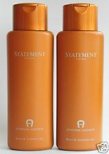 Aigner STATEMENT Bade- Duschgel Bath & Shower Gel  2 x 500 ml  (EUR 22,50 / L)