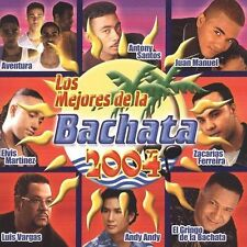 FREE US SHIP. on ANY 2 CDs! NEW CD Various Artists: Los Mejores de la Bachata 20