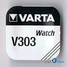 Battery-sr44-sr44sw Watch Battery Sr 44 Sw 2 X Varta v303 Button Cell