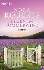 Lilien im Sommerwind  Nora Roberts  Taschenbuch ++Ungelesen++