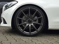 CH1 Alufelgen 8,5+9,5x 19 Zoll Mercedes SL R230 231 CLS 218 219 SLK 55 63 AMG