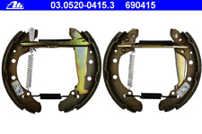 Conjunto de freno tambor freno premontado radbremszylinder atrás VW Lupo 6x 6e