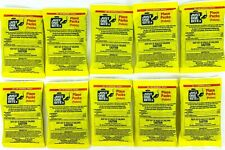 Just One Bite II Pellet Place Packs Rat & Mouse Poison, (10 PACKS) 1.5 oz pack