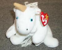 NWT TY Mystic Unicorn Beanie Baby 1993 Style 4007 New
