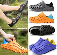 New Men Beach Athletic Water Shoes Sandals Aqua Shoes Slip On Wetsuit Shoes Swim