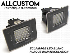 MERCEDES Classe GL X166 2012- LED ECLAIRAGE BLANC XENON PLAQUE IMMATRICULATION