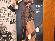 Nov 23- 1974 TV Guide(PAM  SUTHERN/ANNE BANCROFT/STANLEY BAKER/CHICO AND THE MAN