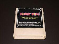 Donkey Kong Atari 2600 Cleaned & Tested