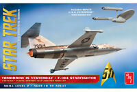 AMT Star Trek F-104 Starfighter 1/48 airplane plastic model kit new 953