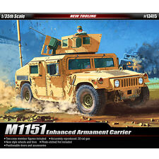 Academy 1/35 M1151 Enhanced Armament Carrier Plastic Model Kit #13415
