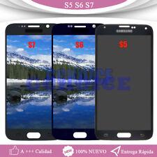 PANTALLA LCD TACTIL PARA SAMSUNG GALAXY S5 i9600 G900F/ S6 G920F/S7 G930F Mucho