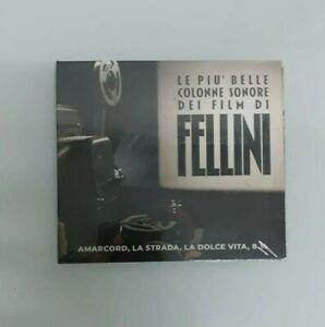 CD Audio - Le più belle colonne sonore dei film di Fellini ~  di Nino Rota