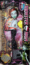 Monster High Scarah Screams Fatale Fusion CBX24 NEU/OVP Freaky Fusion Puppe