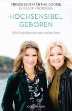 EV*11.6.2018 Hochsensibel geboren von Elisabeth Nordeng Prinzessin Märtha Louise