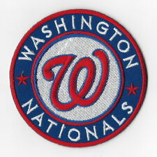 Washington Nationals II iron on patch embroidered patches applique