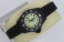 Pre Tag Heuer 980.030 PVD Black Matte Glow 1000 Watch Womens MINT Submariner BOX