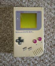 Vintage 1989 Nintendo Gameboy, Game Boy Original in grey