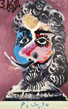 (After) Pablo Picasso, Marlborough, Galleria d'Arte, Ltd. Ed. exhibition poster