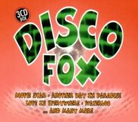 Disco Fox Gloria Gaynor, Valerie Dore, K.B. Caps, Scotch, Gazebo, Mike .. [3 CD]