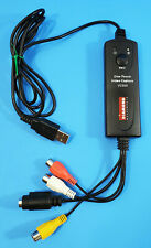 Diamond VC500 USB 2.0 One Touch VHS to DVD Video Capture Device RCA S-Video