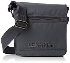 Calvin Klein - Metro Reporter with Flap Borse da Uomo Abyss OS