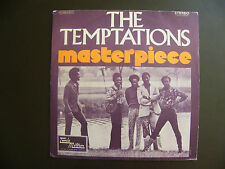 "SP THE TEMPTATIONS ""Masterpiece"" Tamla Motowm 2C 006-94.223 France (1973)"