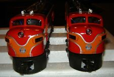 Southern Pacific Daylight F-7 AA Diesels, Both Units Powered, 4 Motors, O Scale