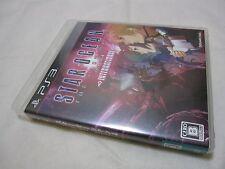 7-14 Days to USA. USED PS3 Star Ocean 4 Last Hope International Japanese Version