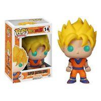 Dragon Ball Z Super Saiyan Goku Funko Animation Pop! Vinyl Figure- 1 Lot of 2