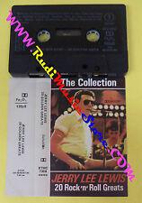MC C.C. JERRY LEE LEWIS 20 golden greats russia BTMC 7358 no cd lp vhs dvd