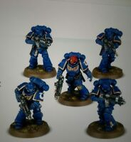 Warhammer 40K Dark Imperium Primaris Space Marine Intercessor A Squad (5 Man)