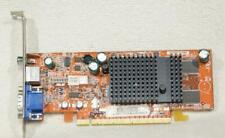 PCI-E express card ASUS RV370SE T 128M 5187-6145 1.02-B01 C1VCP5 VGA S-Video