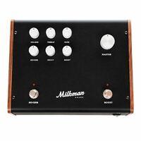 Milkman The Amp 100: 100W Guitar Amplifier Pedal