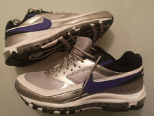 (922) New/OVP: NIKE AIR MAX BW x 97 metallico-Silver/Violet/White US 12/UE 46