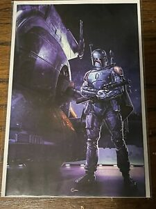 Star Wars War of the Bounty Hunters Alpha 1 Clayton Crain Road Tour Exclusive