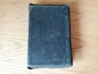 New Indexed Authorized Bible Revised Edition Dickson 1923 Leather