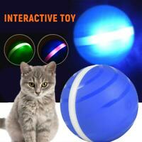 2nd Wicked Ball New Design Pet Dog Cat Toys Interactive Electric Companion Cat