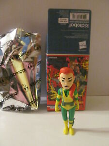 "Scarlett - 3"" Vinyl Mini by Kidrobot - Transformers Vs. G.I. Joe - Light Wear"