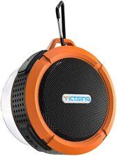 Beats VicTsing SoundHot C6 Portable Bluetooth Speaker, Waterproof Loud HD Sound
