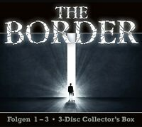 OLIVER DÖRING - THE BORDER, FOLGEN 1-3, 3-CD COLLECTOR'S BOX  3 CD NEW