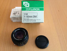 Objektiv Fuji  X-Fujinon 1,6 / 50mm DM /  X - Fujinon 1.6 / 50mm DM  noch in OVP