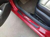 für Hyundai Kona Car Zubehör Teile Beschützer Einstiegsleisten Edelstahl Schutz