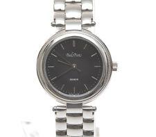 Paul Picot 4012/B St.Tropez automatic lady 31mm steel & steel band new in box