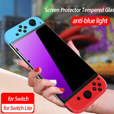 Anti Blue Matte Frosted Tempered Glass Screen Protector for Nintendo Switch Lite