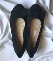 Dexflex Comfort Women's Dress Shoes, Size 7 1/2, Black